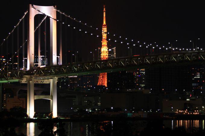さらに東京タワーをきれいに見るなら