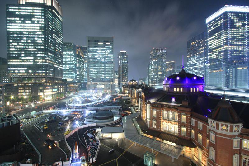 東京駅やスカイツリーも!東京の厳選無料夜景スポット4選