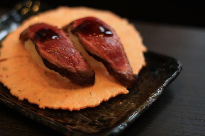 近江のお寿司!そのネタは…