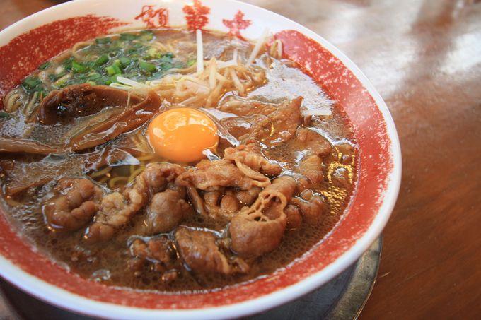 個性たっぷり!徳島のご当地麺