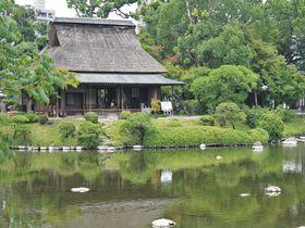 熊本復興への希望となる!「水前寺成趣園」と「白川水源」は熊本を代表する美しき水スポット
