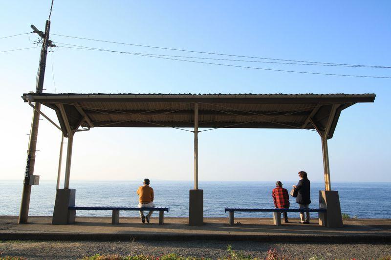 愛媛「下灘駅」での写真撮り方まとめ!絶景駅でぶらり途中下車