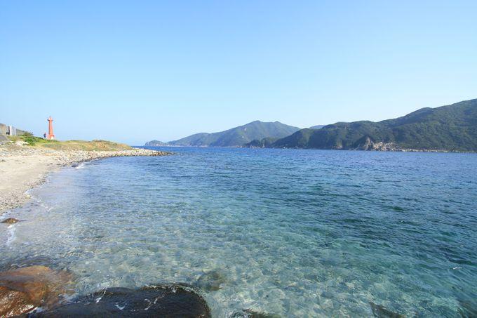 「桂浜」「柏島」では広大な青のロマンを