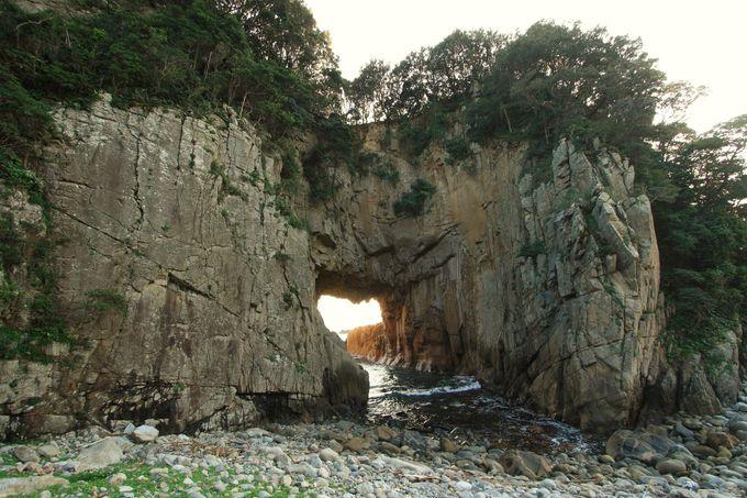 「足摺岬」「室戸岬」はダイナミックな風と海の芸術