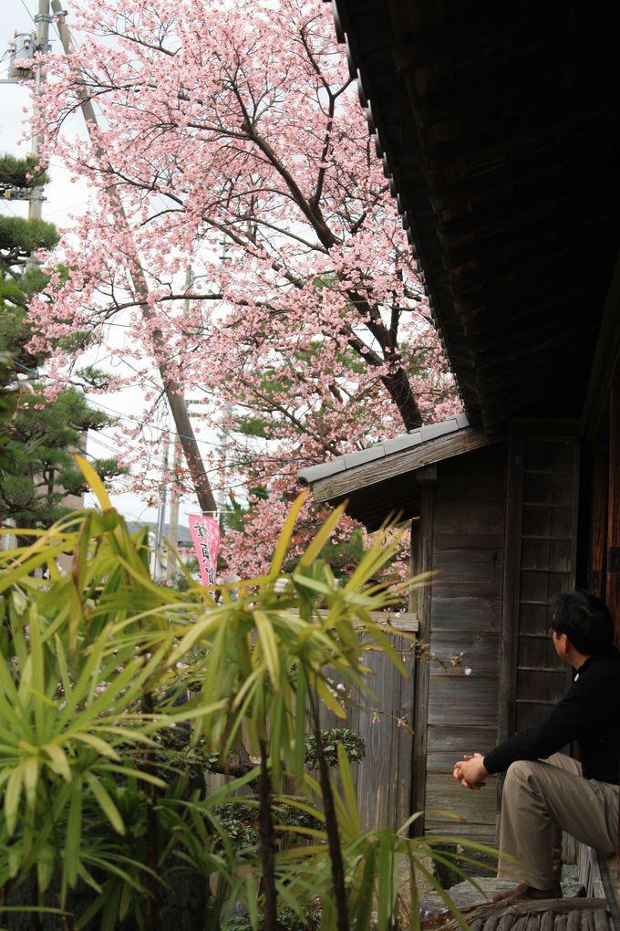 原田家住宅へのアクセス