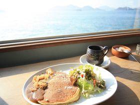 モーニングは瀬戸内海の景色付き!広島三原「NEJIRO CAFE」で贅沢朝食