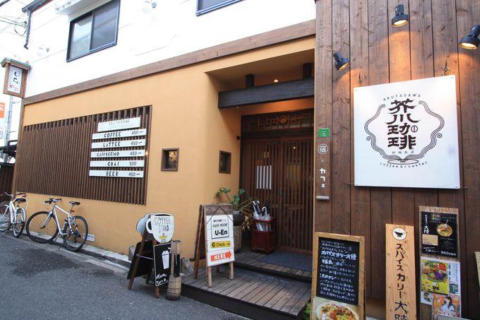 梅田の隣町、福島にあるゲストハウス由苑