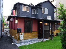 大阪東三国「ガストハウス44」はドイツ料理を堪能できるゲストハウス