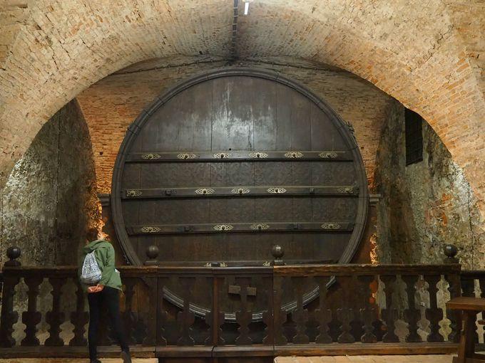 モラヴィアワインの名産地「ミクロフ」