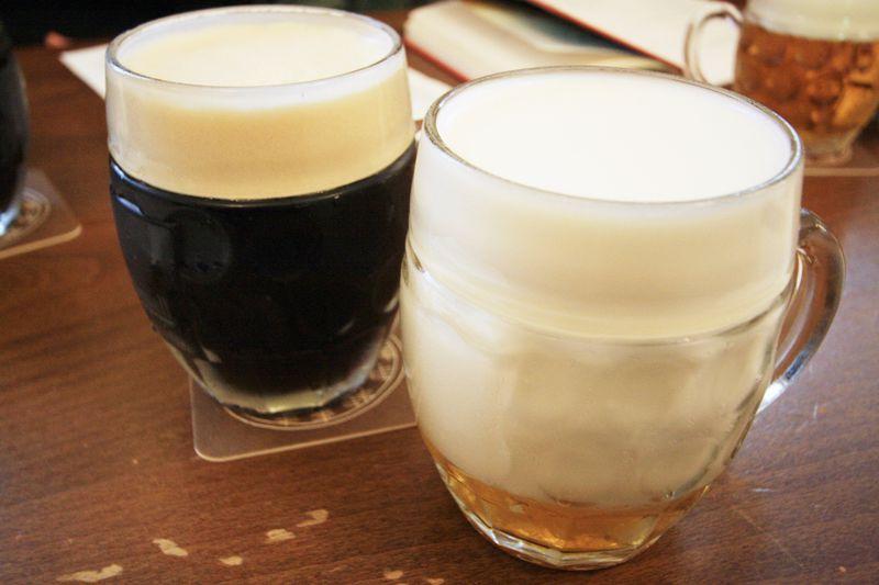 泡だけのビールも!?チェコに行く前に知っておきたいビール事情