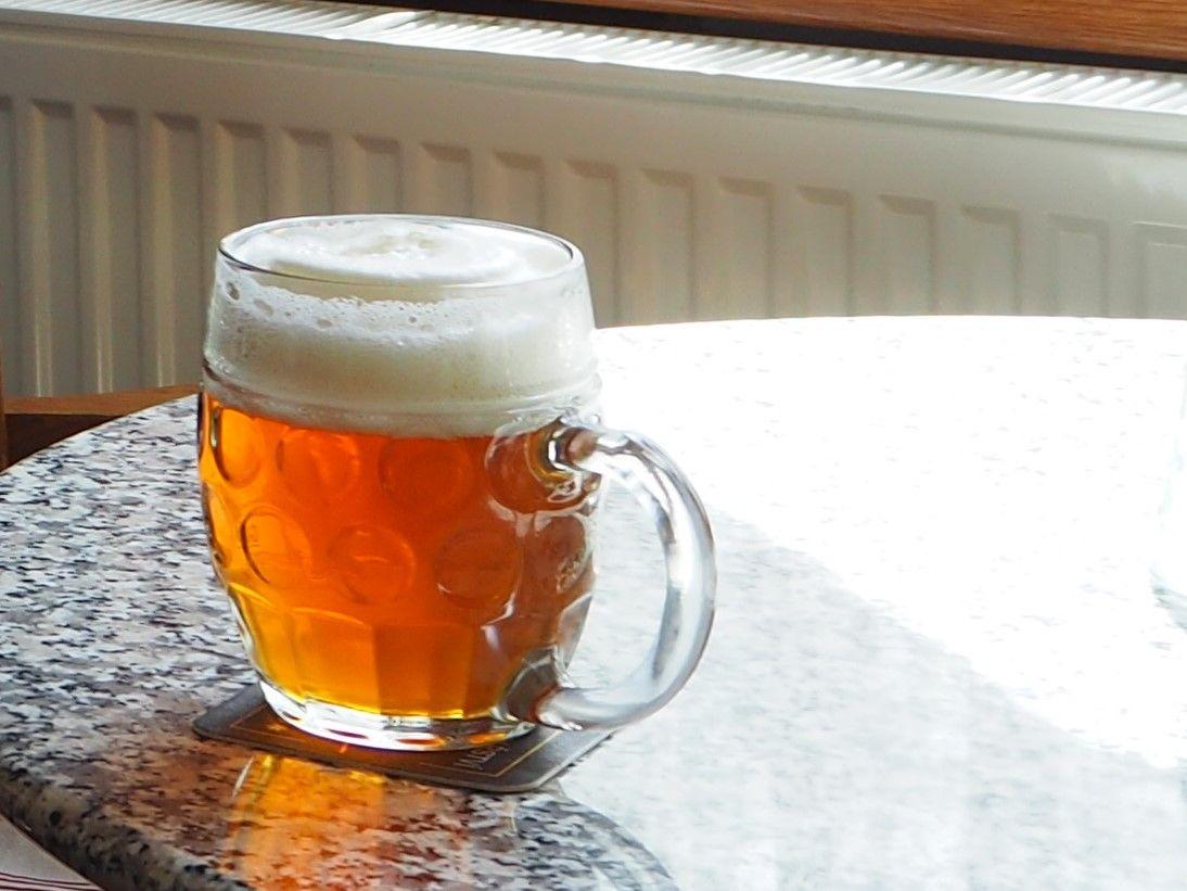 自家製ビールを飲めるレストラン