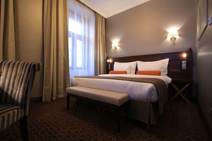 2.コスモポリタン ホテル プラハ
