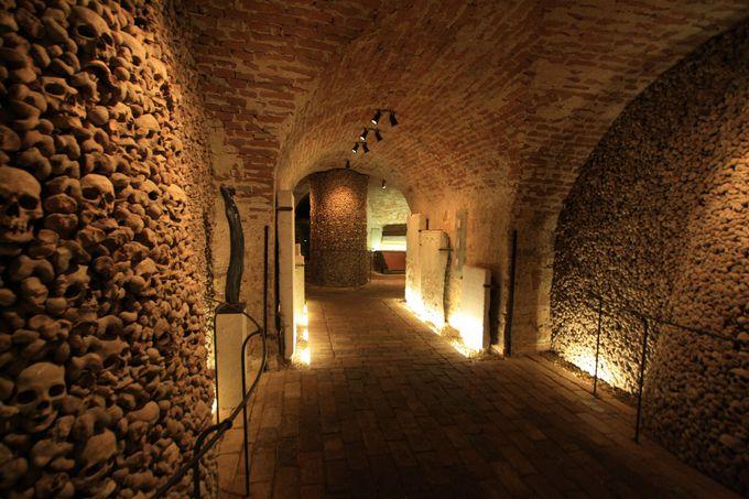 ブルノで最も人気の観光スポット、聖ヤコブ教会