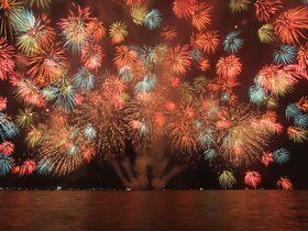 「びわ湖大花火大会」は関西屈指のド迫力!感動必至の1万発を目撃せよ