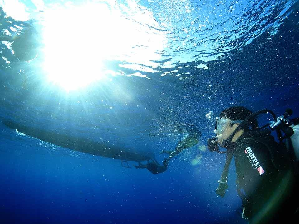 サイパンの海でダイビング、その魅力とは?