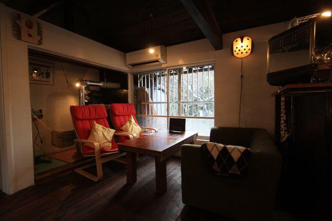 淡路島の古民家カフェ「ふくカフェ」