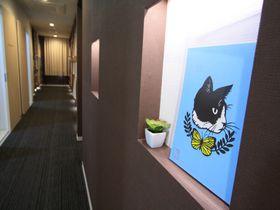 熊本下通アーケード内「K2ホテル下通」は宿泊に特化したコンパクトホテル