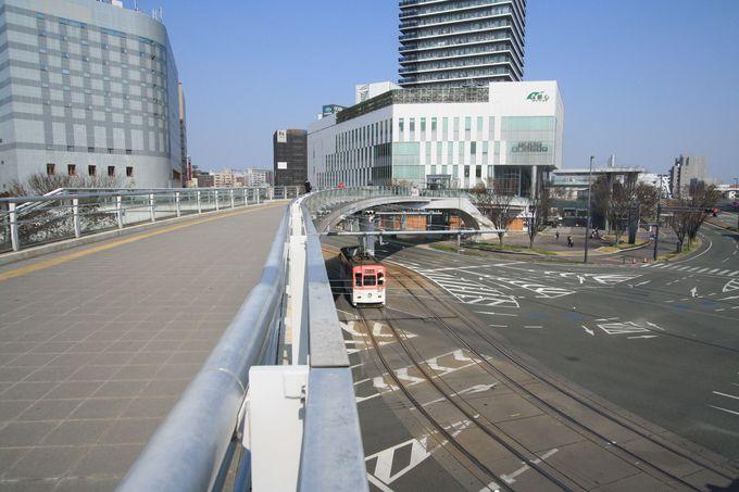 JR熊本駅から徒歩2分!