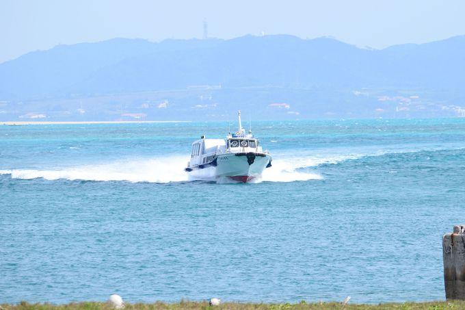 2日目午前:離島巡り!まずは小浜島へ