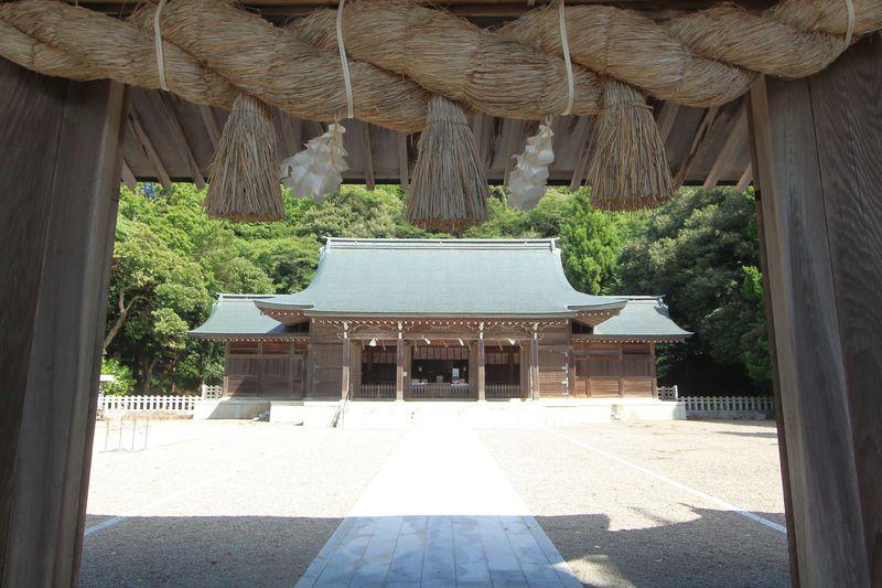 隠岐「中ノ島」の神社巡り!ご利益は縁結びから学業成就まで