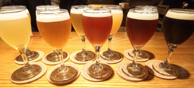 ビール好きはもちろん、苦手な方もぜひ
