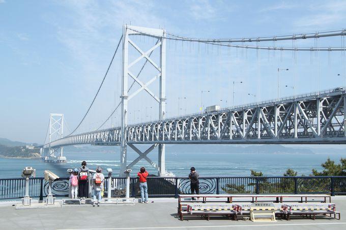 徳島観光、鳴門からスタート!