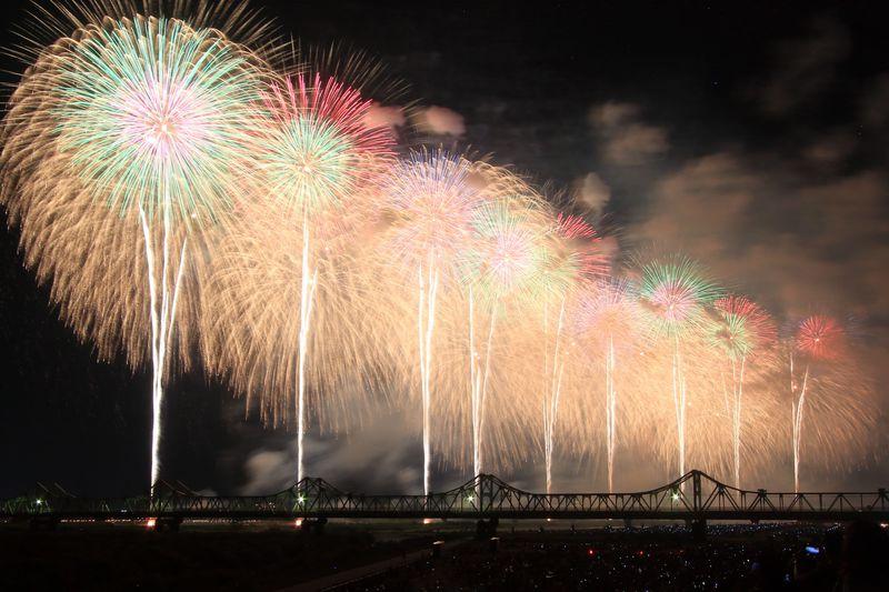 「長岡花火2019」はフェニックスが15周年!特別な演出を見逃すな