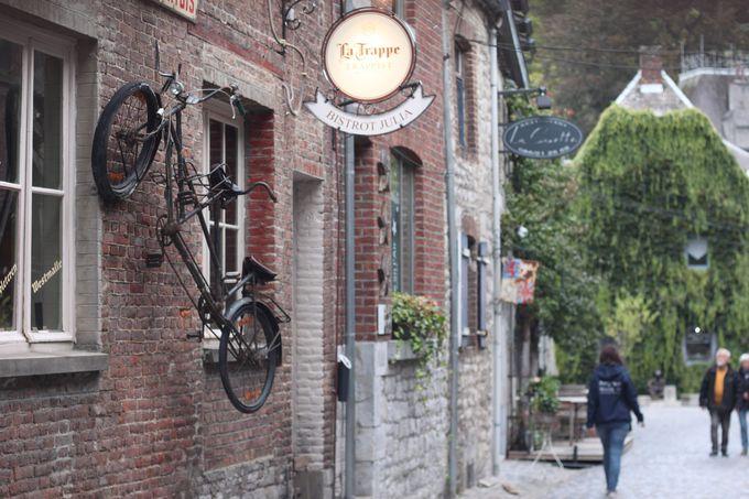 世界一小さな町「デュルビュイ」で町歩き