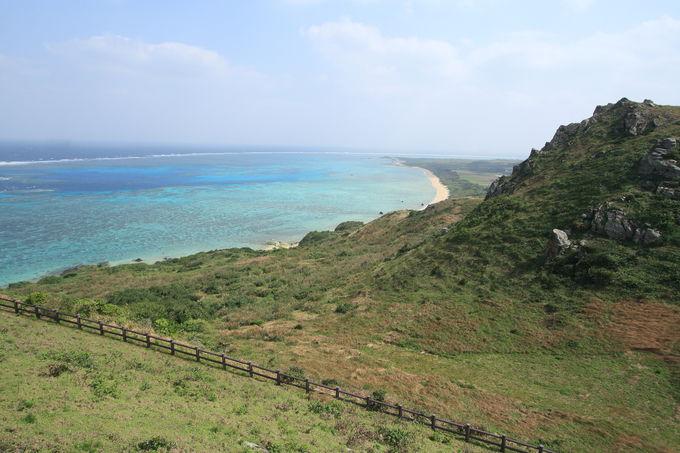 石垣島の最北端、平久保崎