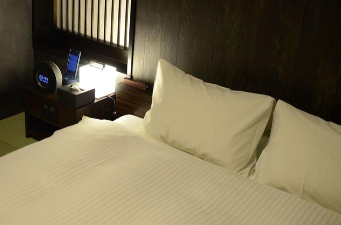 使いやすい「畳+ベッド」スタイル