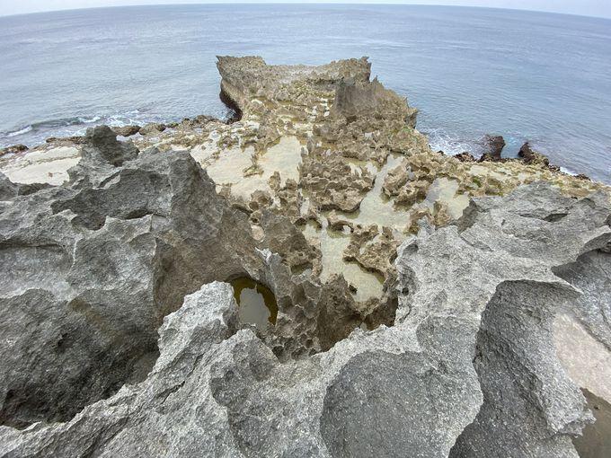 「犬の門蓋」に見る徳之島の荒々しい絶景