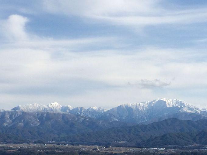 南信州の宝、2つのアルプス山脈の壮大さに圧倒