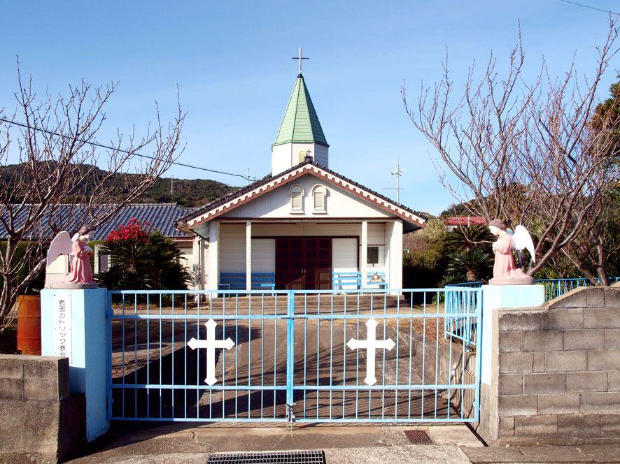 キリシタン信仰を450年以上守り続けている長崎「生月島」