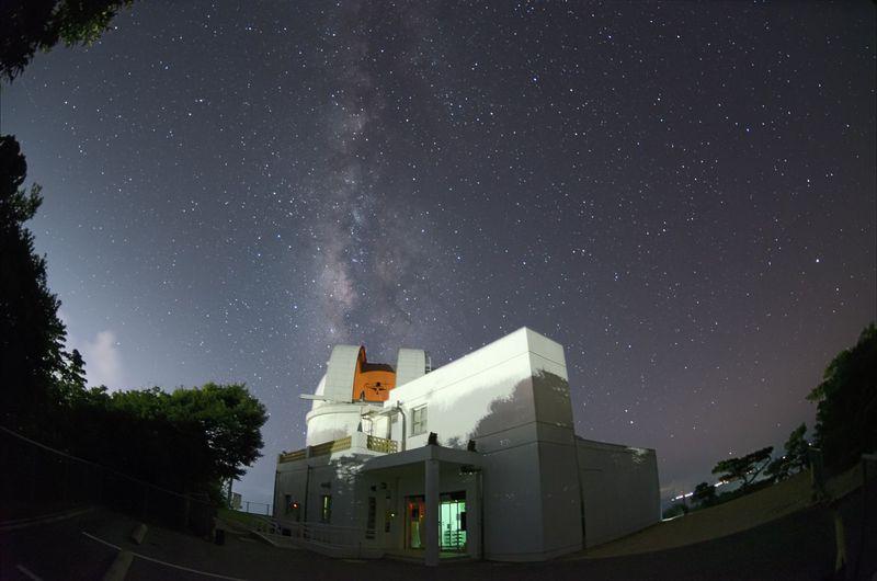 満点の星空が広がる石垣島で宇宙に思いをはせる…石垣島天文台・石垣島観測局