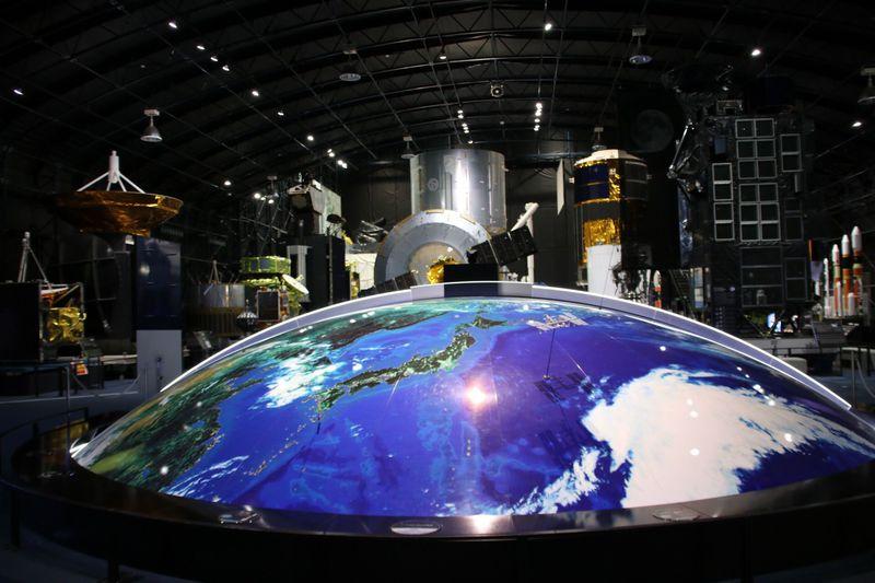 頭の上には何がある!?筑波宇宙センターで学ぶ、意外と身近な宇宙のはなし