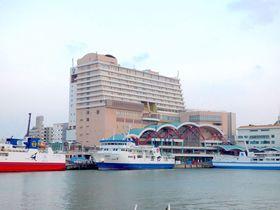 ケラマブルーの魅惑「沖縄かりゆしアーバンリゾート・ナハ」は沖縄慶良間諸島への玄関口
