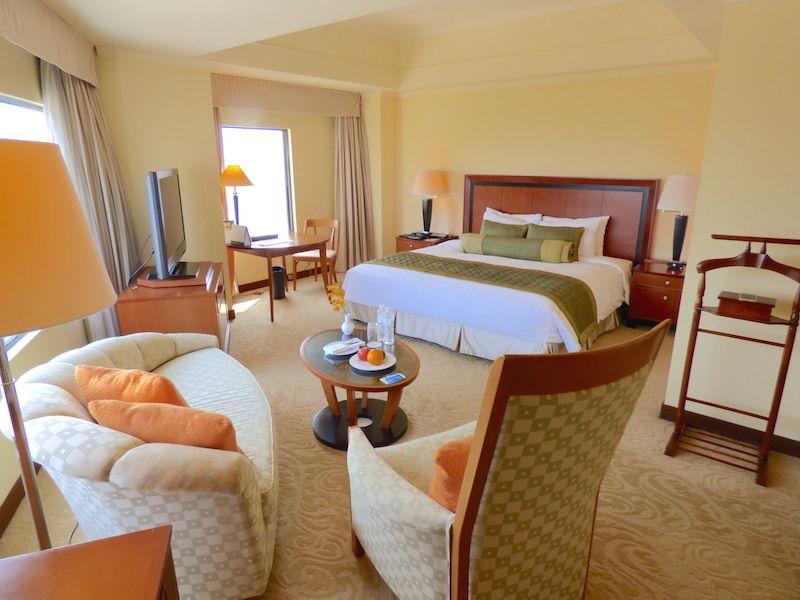 日系ホテルならではの安心感、ホテルニッコーハノイはフレンドリーなスタッフがおもてなし