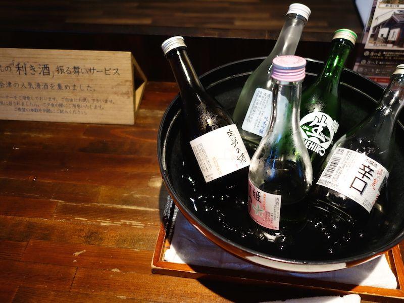 まさに飲んべえの旅館!会津・東山温泉「庄助の宿 瀧の湯」は酒飲み天国