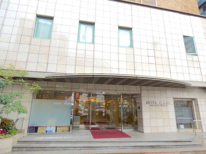 1.ホテルクオーレ長崎駅前