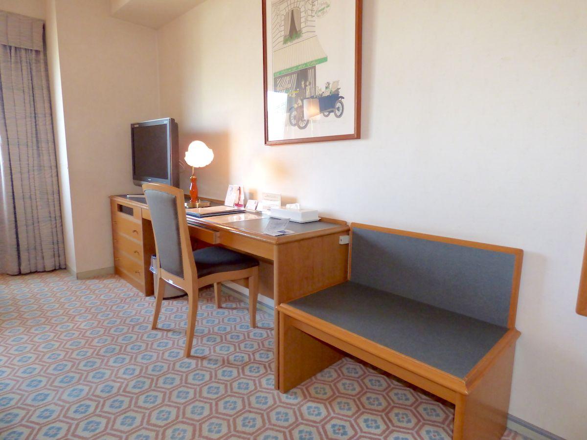 清潔な部屋は居心地良く快適!
