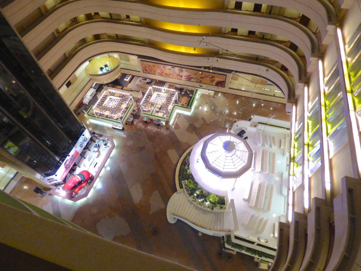 まずはホテル内を散策!浜松観光の拠点として活用しよう