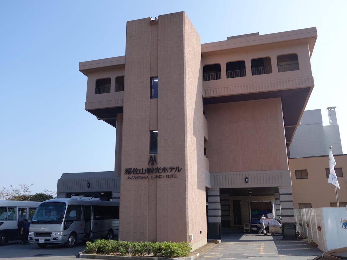 7.稲佐山観光ホテル