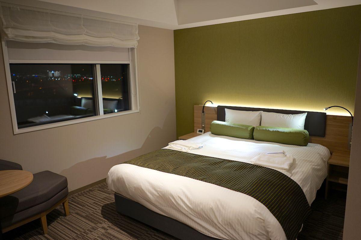 部屋はナチュラル&モダンにシンプルさが加わる快適装備