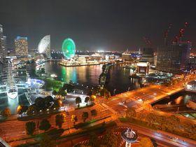 キラキラ横浜夜景なら、JR桜木町駅そば「ニューオータニイン横浜プレミアム」で