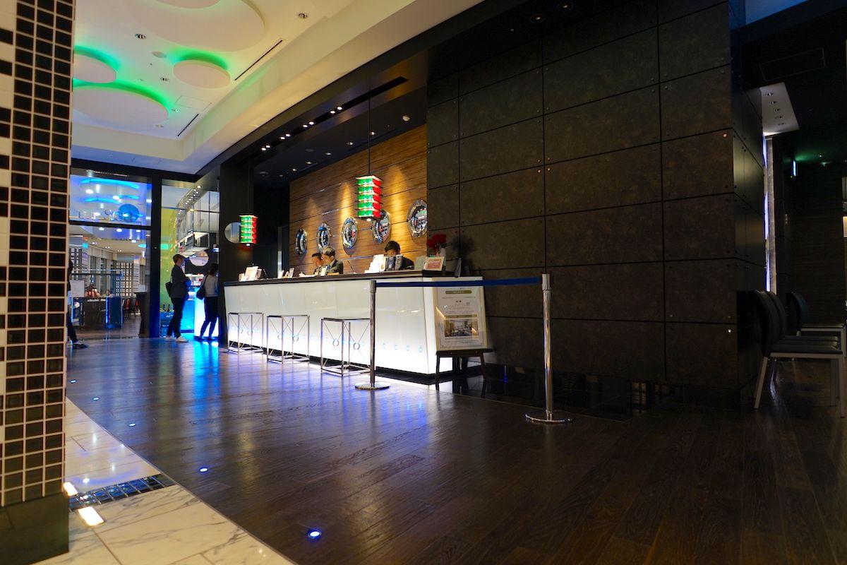 みなとみらいの代表的な夜景ホテル「ニューオータニイン横浜プレミアム」