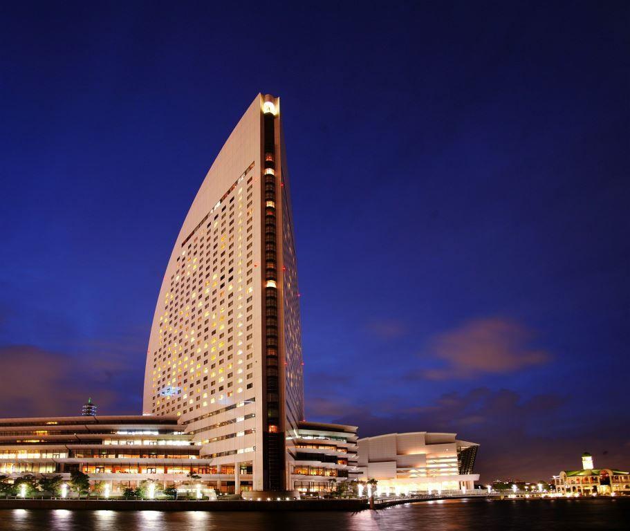 9.ヨコハマ グランド インターコンチネンタル ホテル/横浜