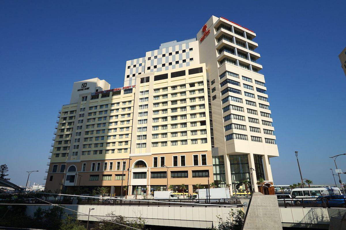 大阪「ホテル ユニバーサル ポート ヴィータ」は7つ目のオフィシャルホテル