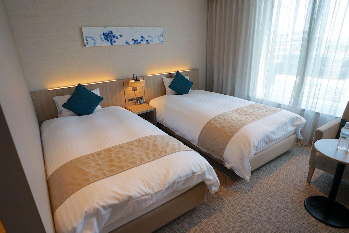 みなとみらいで広くてキレイな部屋なら「ホテルビスタプレミオ横浜」