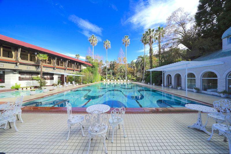 純和風でリゾート気分!伊豆の高級旅館「清流荘」は魅力満載