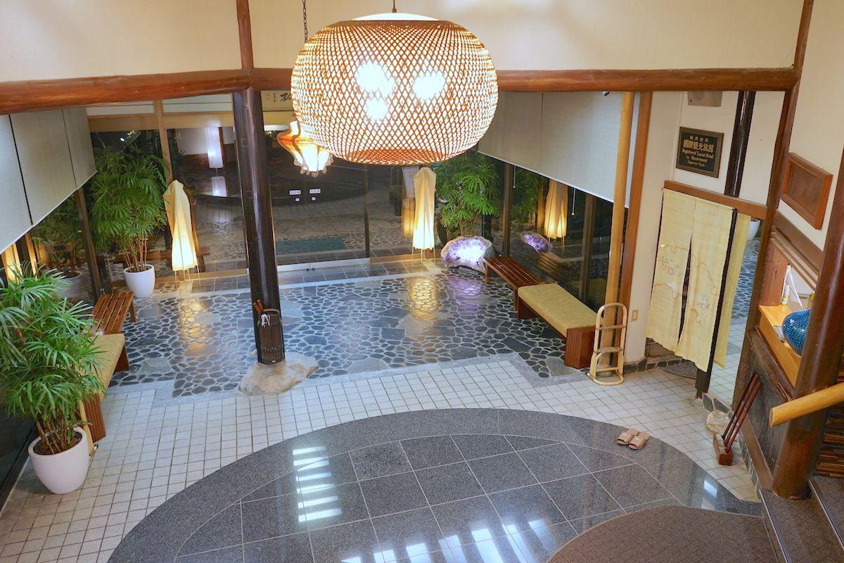 蓮台寺温泉の高級旅館「清流荘」